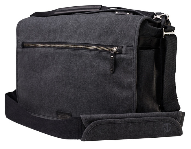 TENBA Sac epaule Cooper 15 Grey Canvas