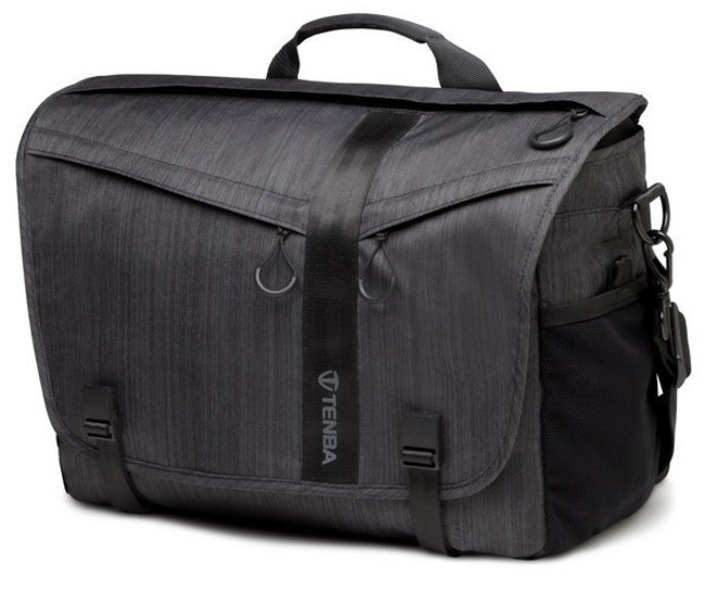 TENBA Sac epaule Messenger DNA 15 Graphite