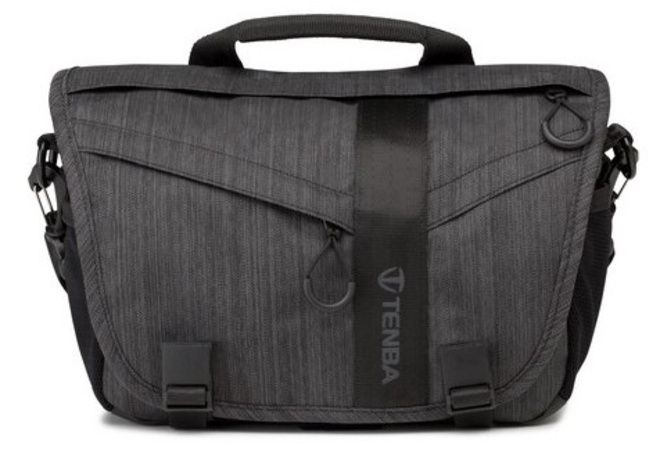 TENBA Sac epaule Messenger DNA 8 Graphite