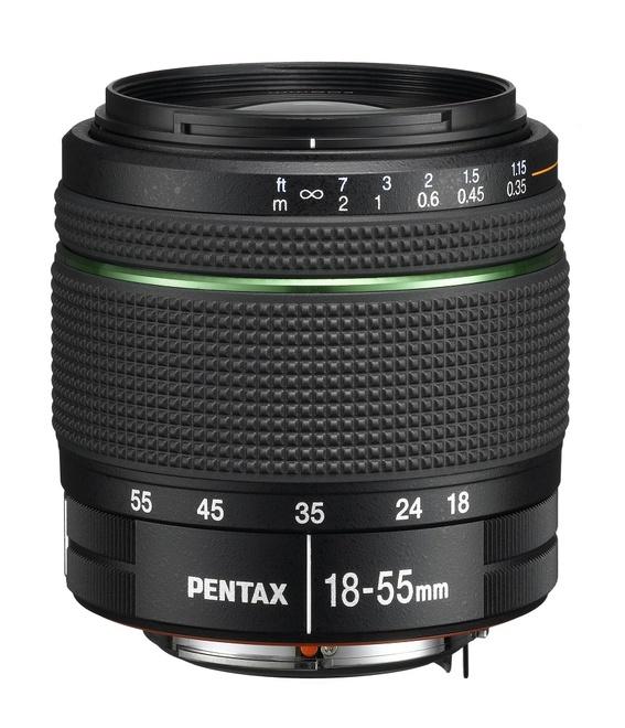 PENTAX 18-55/3.5-5.6 AL WR