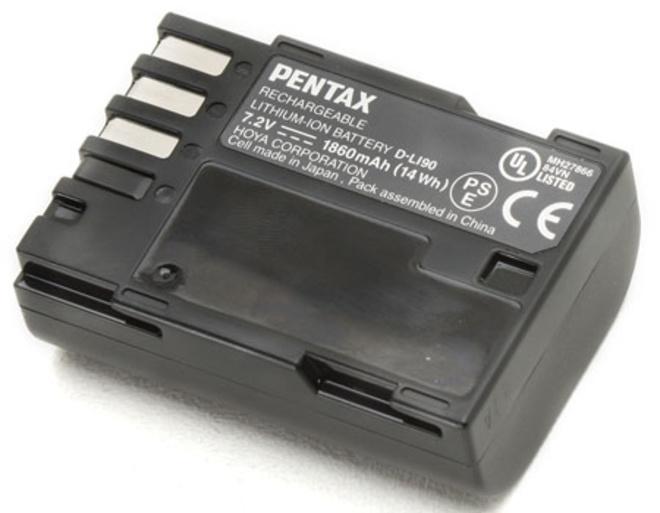 PENTAX BATTERIE D-LI90