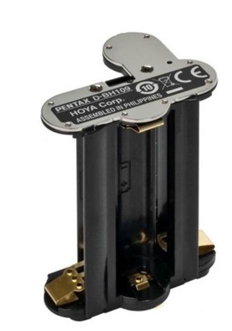 PENTAX tiroir batterie aa d-bh109.