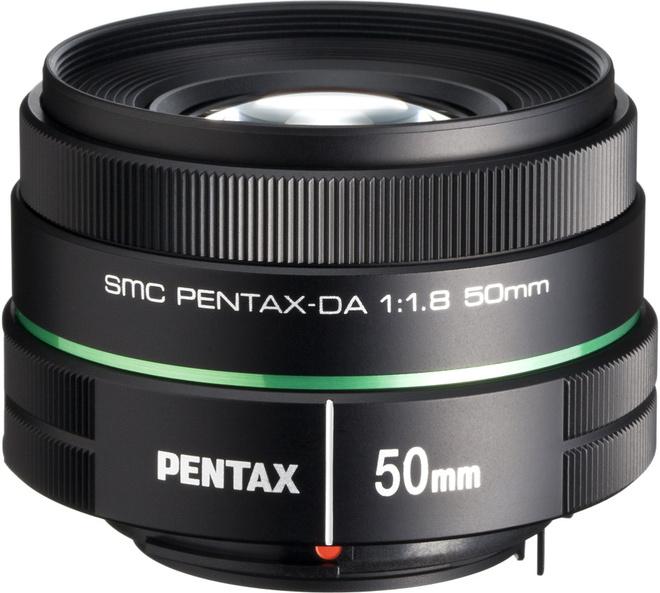 PENTAX 50/1.8 DA