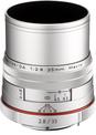 PENTAX 35/2.8 HD MACRO ED AL LIMITED ARGENT