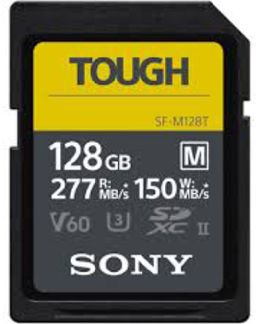 SONY CARTE SD UHS-II M TOUGH SERIE CL10 U3128