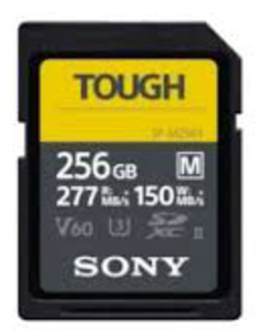 SONY CARTE SD UHS-II M TOUGH SERIES CL10 256