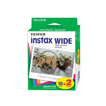 FUJI instax wide carton 30 films bipack.
