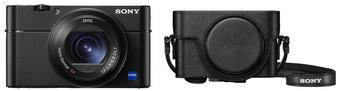 SONY PROMO DSC-RX100 V + ETUI