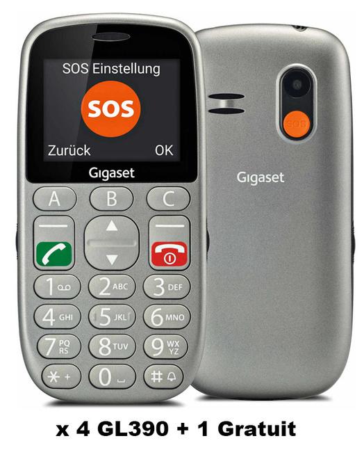 GIGASET ENSGL390V1