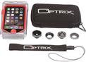 OPTRIX                    (PHOX) kit pro 4 obj iphone 5/5s/5se.