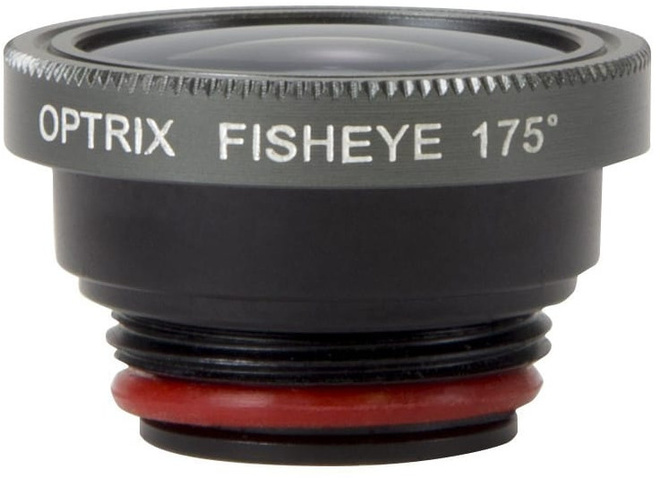 OPTRIX                    (PHOX) obj fisheye iphone 6.