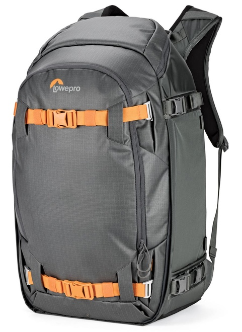 LOWEPRO SAC A DOS WHISTLER BP 450 AW II GRIS