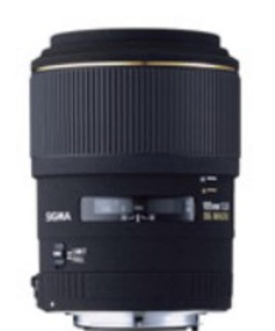 SIGMA 105/2.8 DG EX MACRO OS HSM NIKON