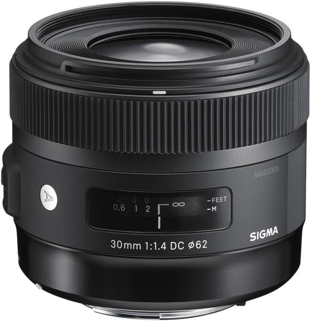 SIGMA 30/1.4 DC HSM ART CANON