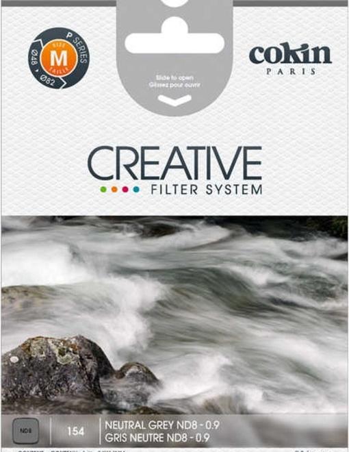 COKIN FILTRE ND 8 (0.9) MEDIUM GRIS NEUTRE