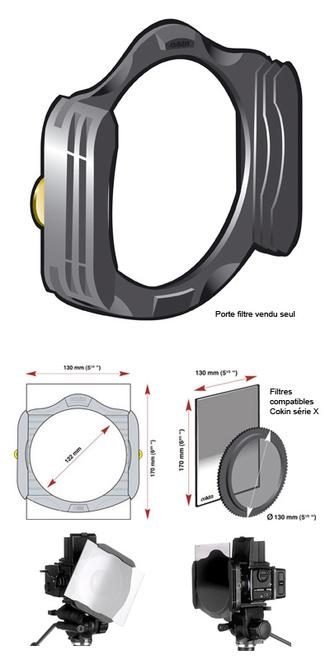 COKIN porte-filtres (boite).