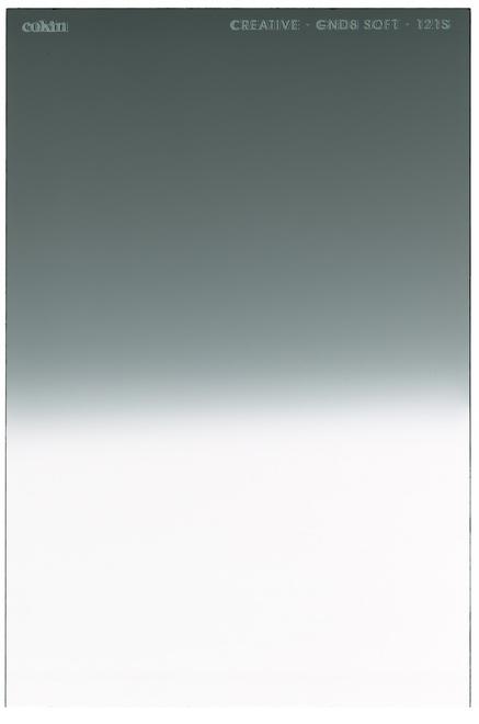 COKIN FILTRE ND 8 (0.9) DEGRADE GRIS G2 S