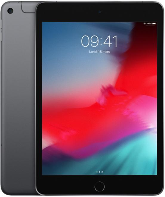 APPLE iPad.mini.2019.WiFi+cell.64GB.Space Grey
