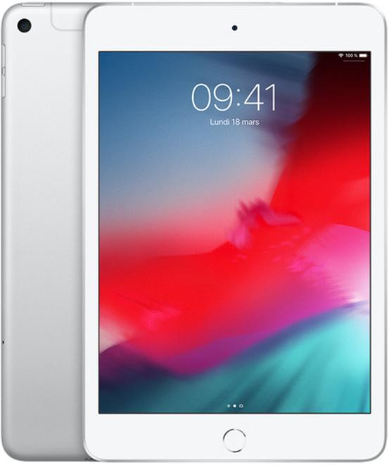 APPLE iPad.mini.2019.WiFi+cell.256GB.Silver