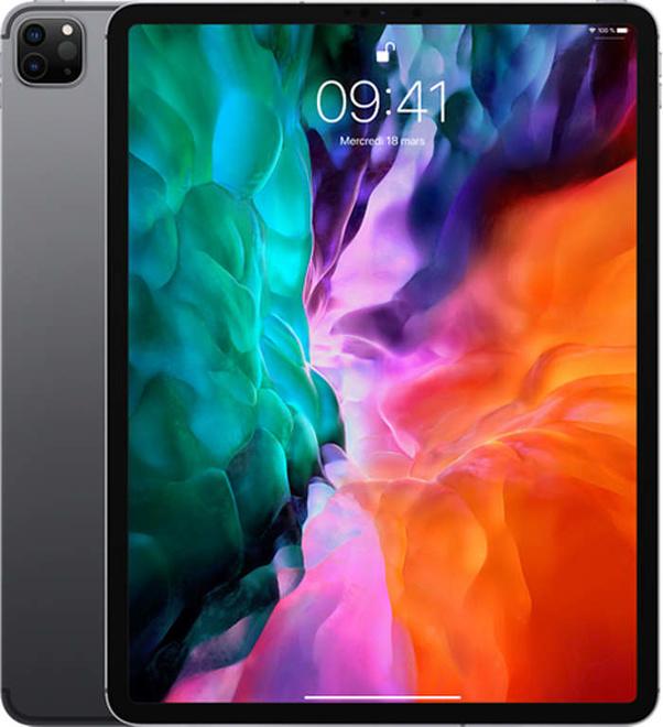 APPLE 12.9' iPad Pro.128Go - Spgrey