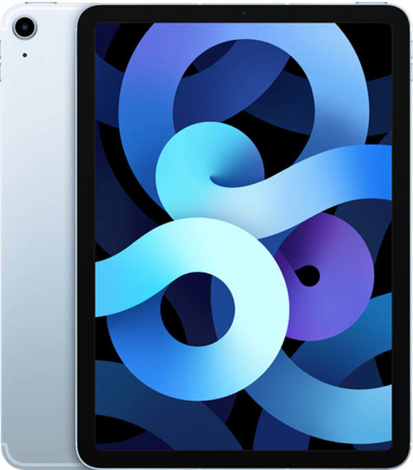 APPLE 10'9 iPad Air Cell 64Go Sky Blue