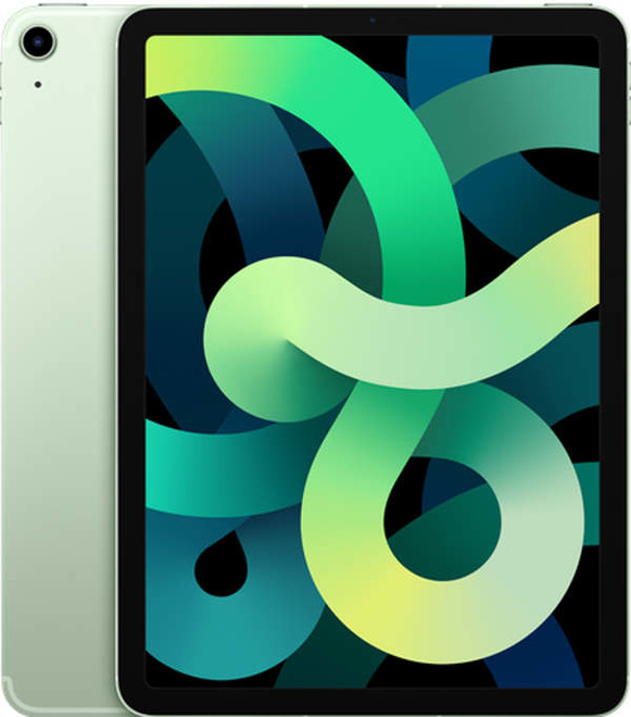 APPLE 10'9 iPad Air Cell 256Go Green