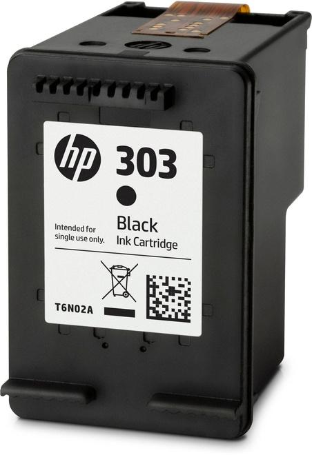 HEWLETT PACKARD cart noire HP303.