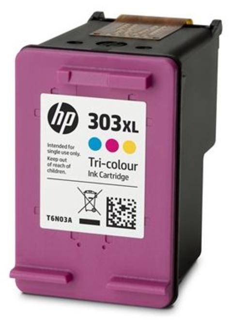 HEWLETT PACKARD cart XL couleur HP303.