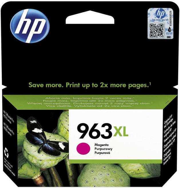 HEWLETT PACKARD cart 963 magenta xl pr oj pro 9015