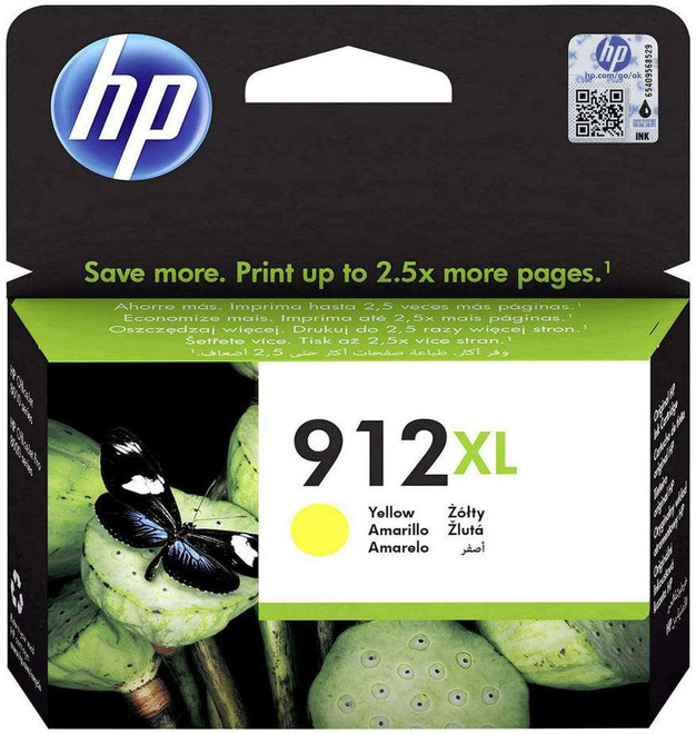 HEWLETT PACKARD cart jaune xl pr oj pro 8022