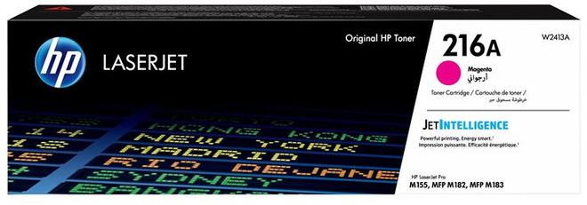 HEWLETT PACKARD toner 216 magenta pr MFP M 183