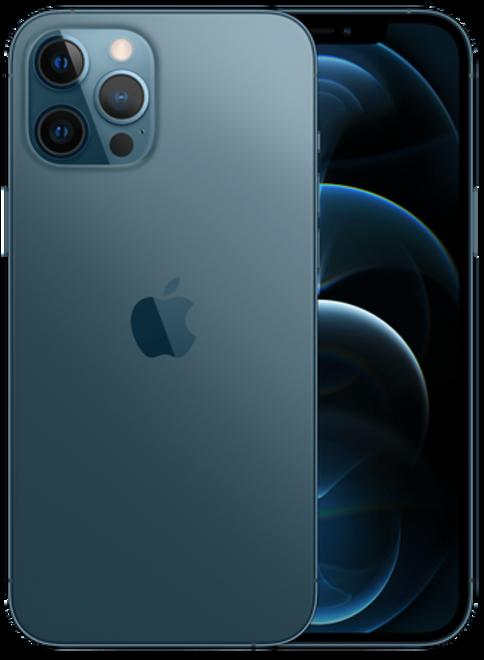 APPLE iphone 12 pro max 128gb bleu pacifique