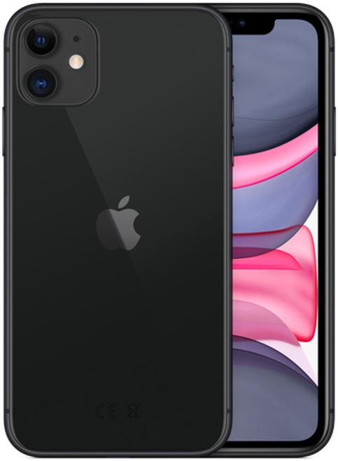 APPLE iphone 11 64gb noir usb-c