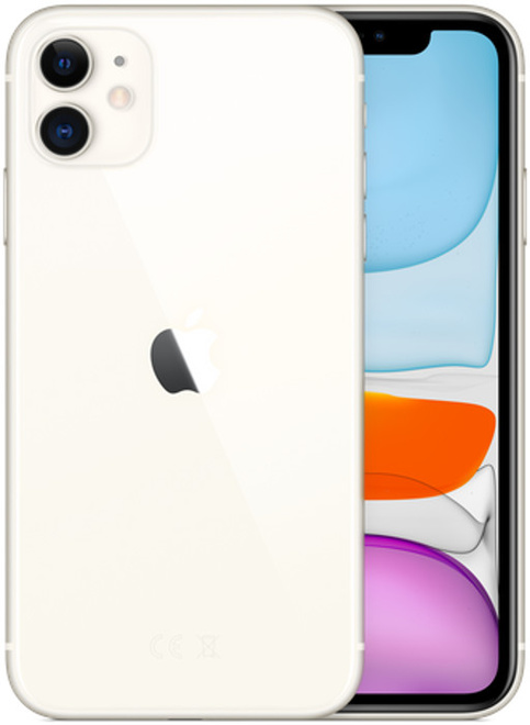 APPLE iphone 11 64gb blanc usb-c