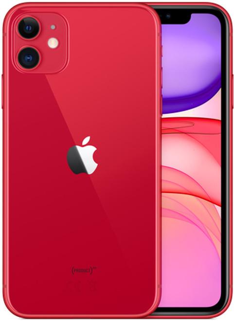 APPLE iphone 11 64gb rouge usb-c