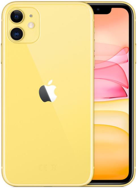 APPLE iphone 11 64gb jaune usb-c
