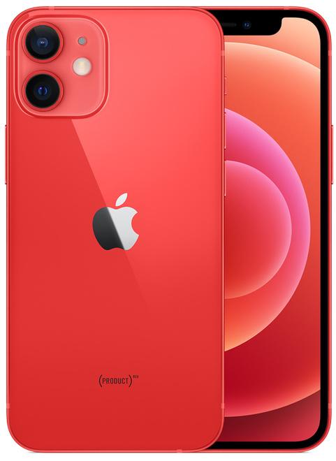 APPLE iphone 12 mini 64gb rouge