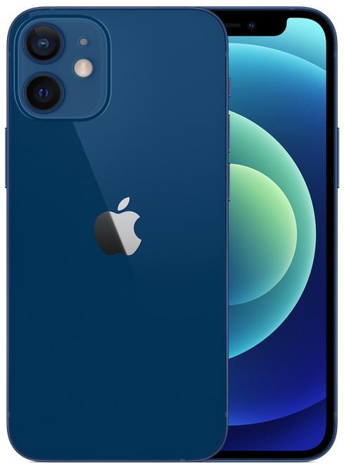 APPLE iphone 12 mini 256gb bleu