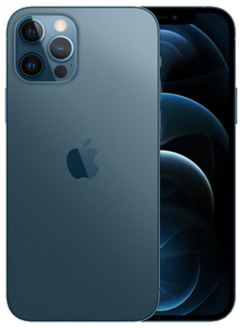 APPLE iphone 12 pro 512 gb bleu pacifique