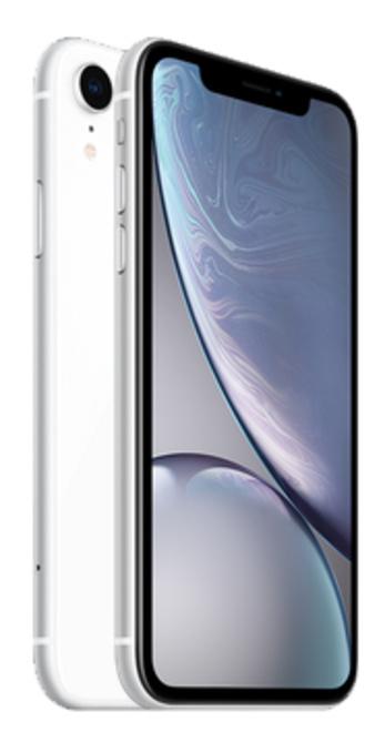 APPLE iphone xr 64gb blanc usb-c