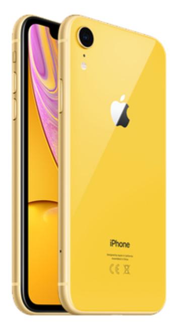 APPLE iphone xr 64gb jaune usb-c