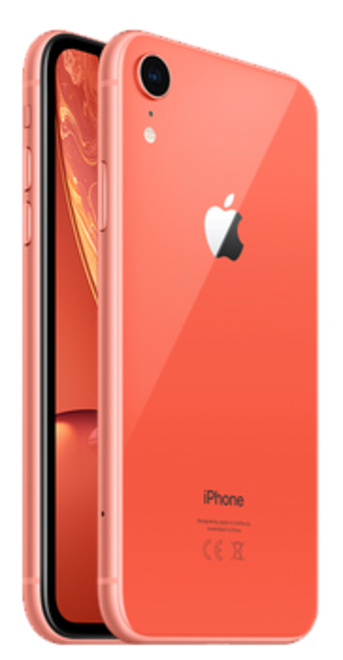 APPLE iphone xr 64gb corail usb-c