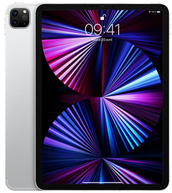 APPLE 11 iPad Pro  512GB - Silver