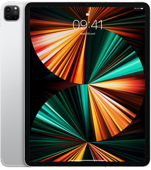 APPLE 12.9 iPad Pro Cellular 128GB - Silver