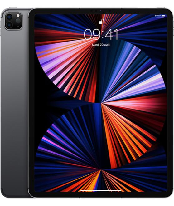 APPLE 12.9 iPad Pro Cellular 512GB - Space Gre