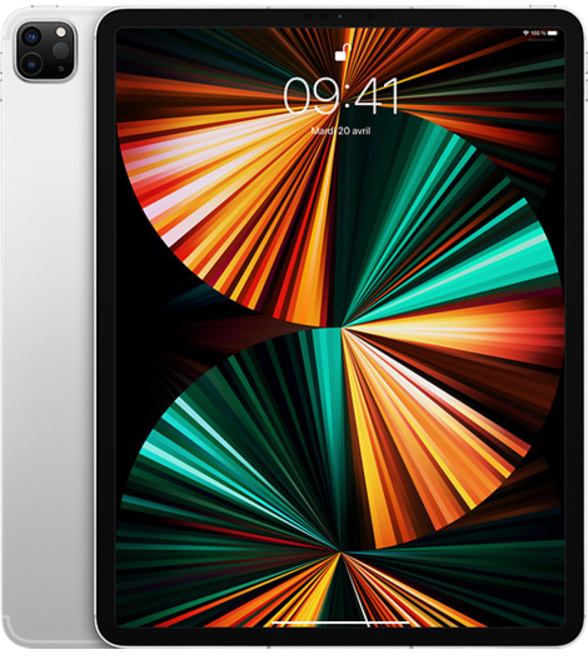 APPLE 12.9 iPad Pro Cellular 1TB - Silver