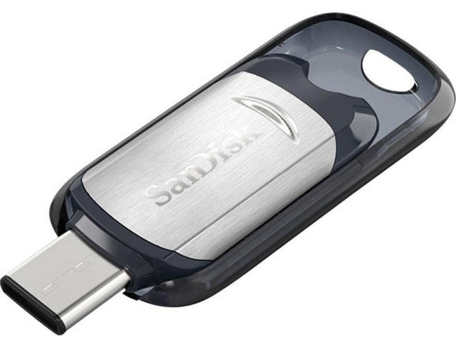 SANDISK CLE USB ULTRA TYPE C - 64GB 3.1.