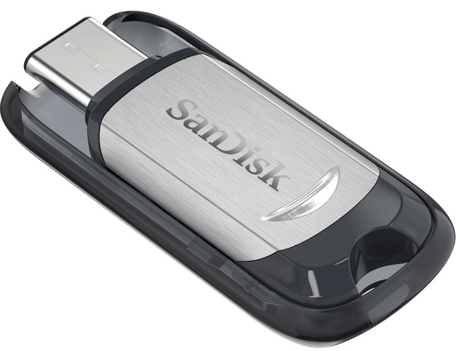 SANDISK CLE USB ULTRA TYPE C - 128GB 3.1.