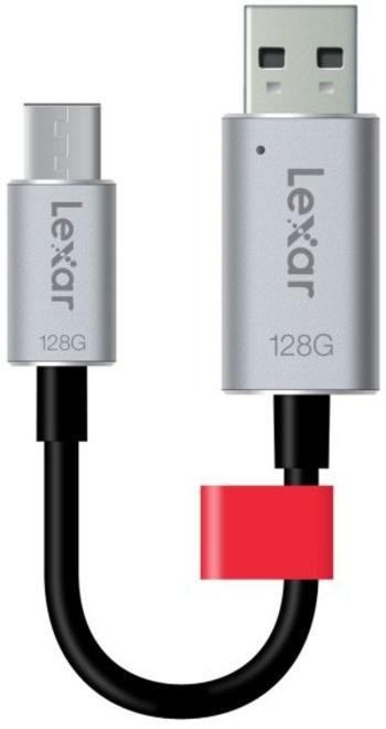 LEXAR 128gb jumpdrive c20c usb/usb-c