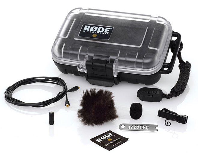RODE PHOTO MICRO LAVALIER - R 100031